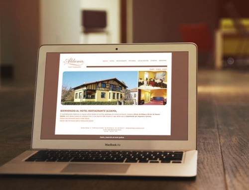 Web Hotel Aldama