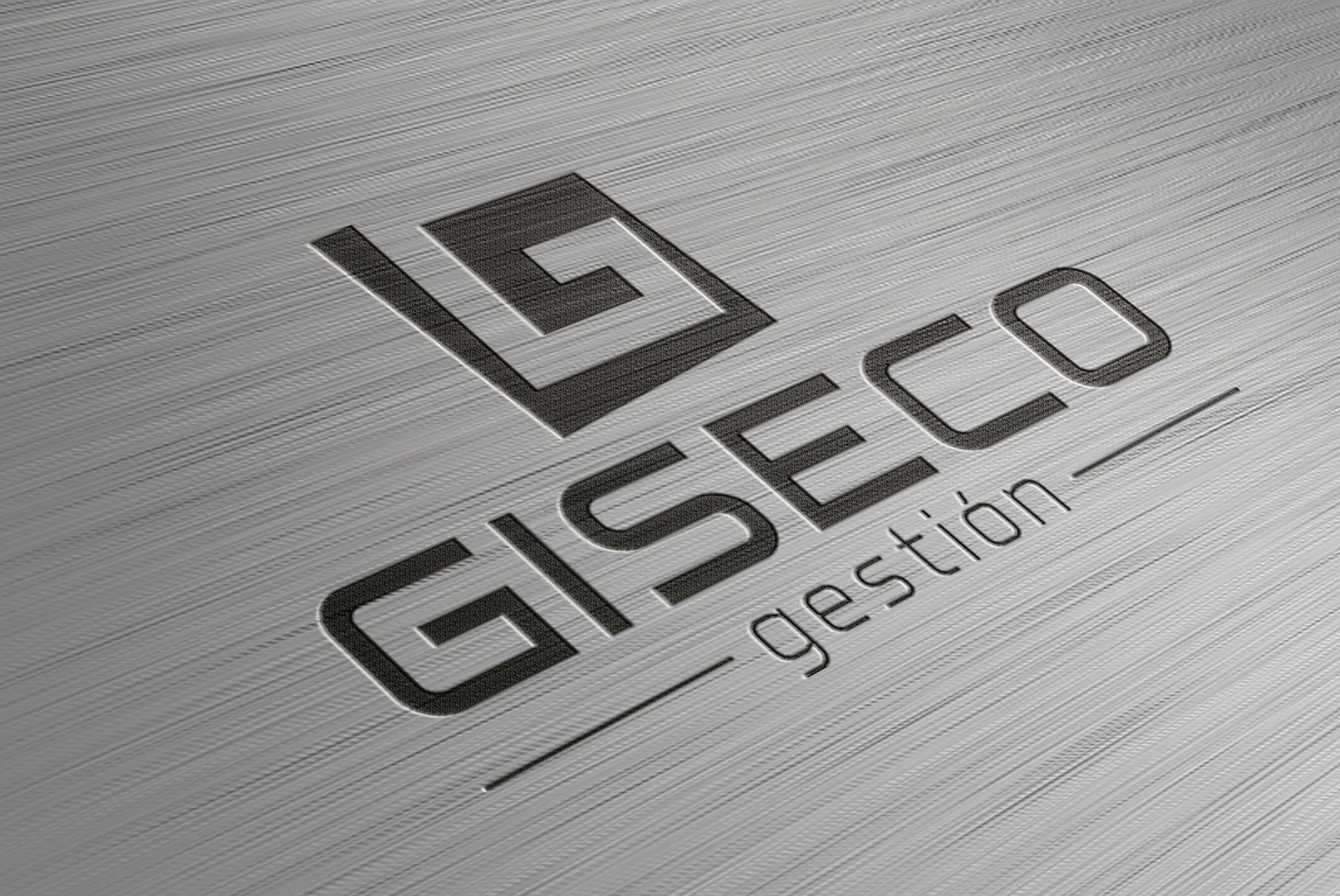 GISECO Diseño de logotipo
