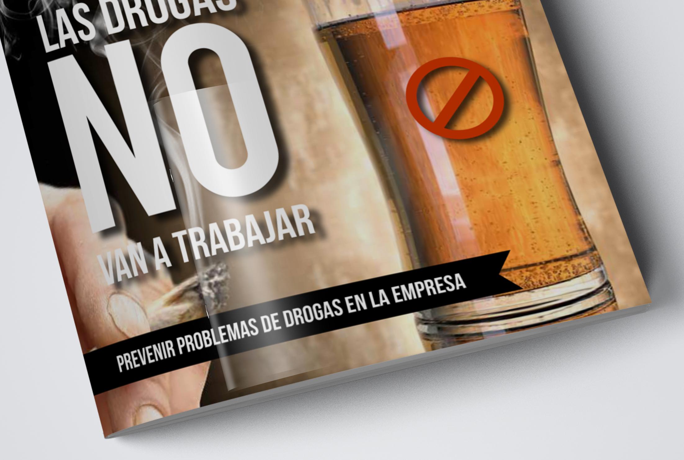 GAPPA librillo prebención de drogas en el trabajo